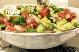 Babam'ın Salatası Tarifi