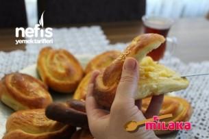 Kılbasan Çöreği Sütlü Poğaça Tarifi
