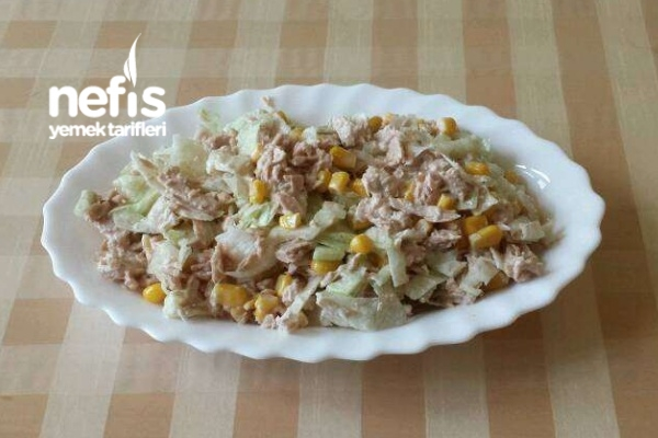 Ton Balık Salatası