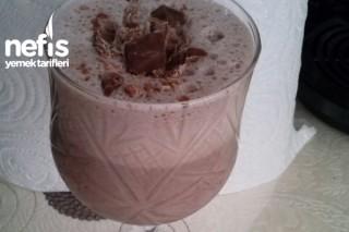 Çikolatalı Milkshake'm Tarifi