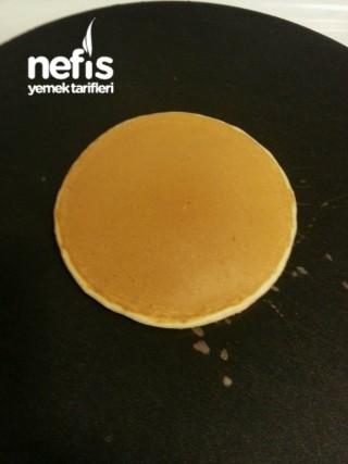 Kanadadan Geleneksel Pancake (pankek) Yapımı