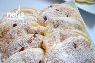Yabanmersinli Labneli Pancake Ve Waffel