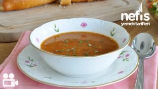 Erişte Çorbası Nasıl Yapılır?