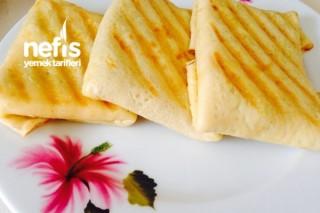 Nefis Krep Böreği