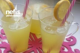 Ev Yapımı Limonata (Diyete Uygun) Tarifi