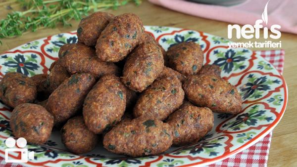 Kıbrıs Köftesi (Patates Köftesi) Tarifi