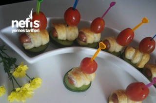 12 Farklı Kanepe Tarifi - Nefis Yemek Tarifleri