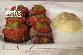 Etli Patlıcan Kebap