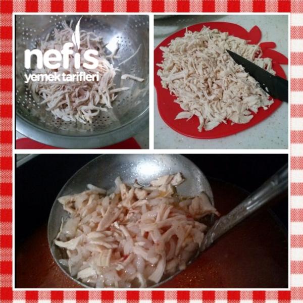 Tavuklu Pirinç Çorba'm