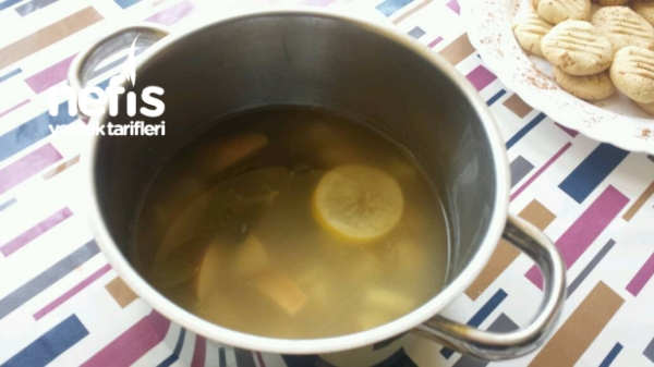 Yağ Yakıcı Çay (detox Etkili)