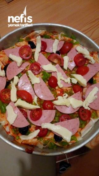 Yufka Pizza