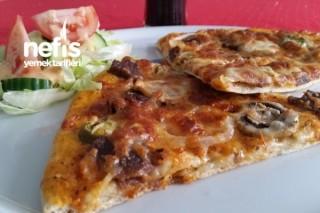 Lezzetli Ev Pizzasi