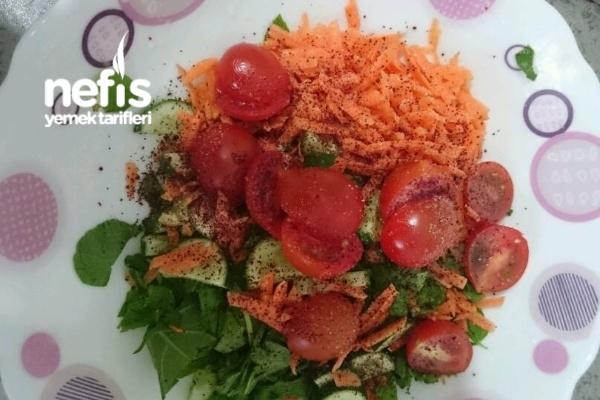Sağlık İçin Salata