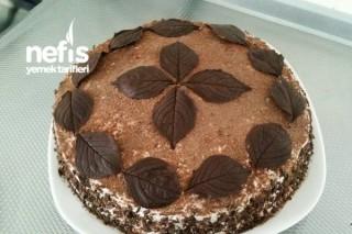 Çikolataya Yaprak Deseni Verme Tarifi