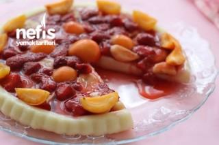 Meyveli Pizza Tarifi