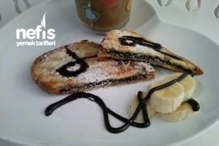 Orijinal Çikolatalı Fransız Tostu Tarifi