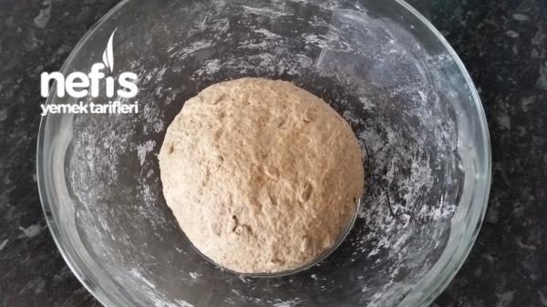 Ayçekirdekli Çiçek Ekmek