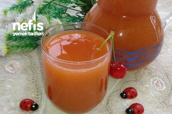 Karışık Sağlıklı Meyve Suyu Tarifi