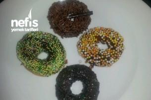 7`den 70`sevilen Donutlarım Tarifi