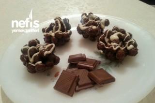 Çikolatalı Coco Popslar Tarifi