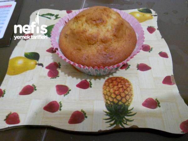 Meyveli,k.yemişli Muffin