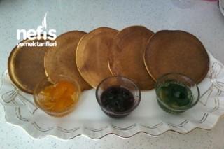 Pürüzsüz Pancake Tarifi
