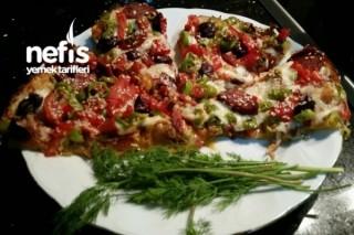 Lezzetli Pizza Yapımı Tarifi