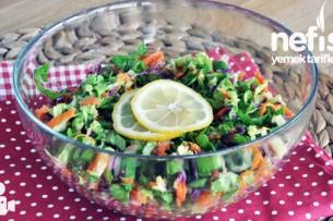 Marul Salatası Nasıl Yapılır?