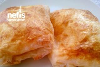 Yumuşacık Bohça Böreği (Patatesli) (videolu) Tarifi
