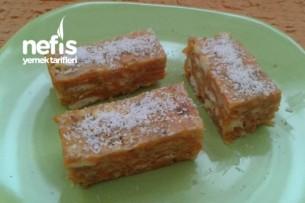 Pratik Havuçlu Pasta Tarifi
