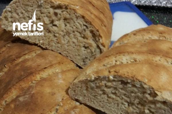 Kepek Ekmeği Yapımı