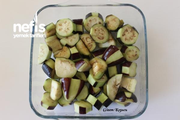 Kızartılmamış Patlıcan Musakka Tarifi