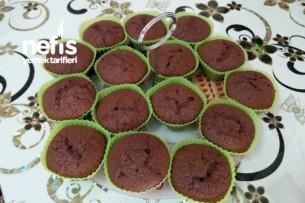 Çikolatalı Yumuşacık Cupcakeler Tarifi