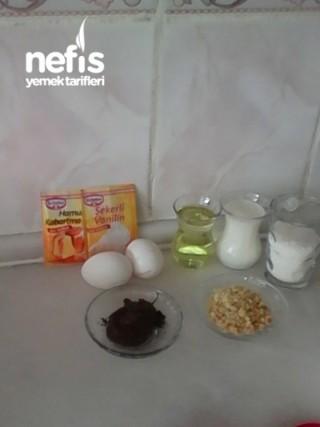 Fındıklı Çikolatalı Muffinler
