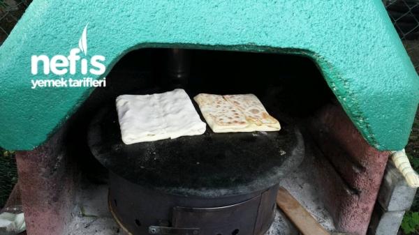 Peynirli İspanakli Gözlemeler