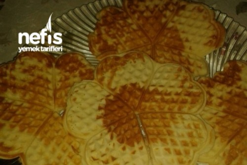 Waffle Hamuru Tarifi - Nefis Yemek Tarifleri