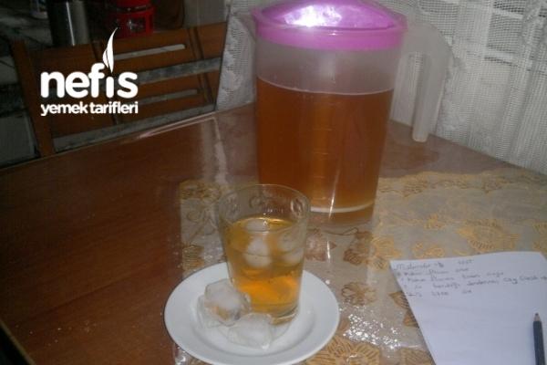 Limonlu Buzlu İce Tea(soğuk Çay)
