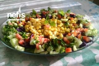 Mısırlı İftar Salatası Tarifi