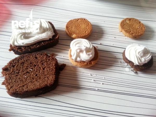 5 Dakikada Çeşit Çeşit Pasta