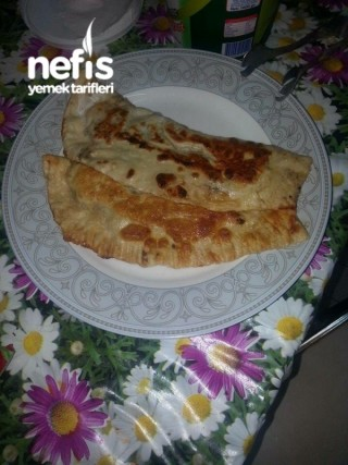 Mayalı Tava Böreği (mantı Böreği)