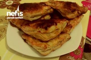 Kolay Ve Nefis Milföy Pizza Tarifi