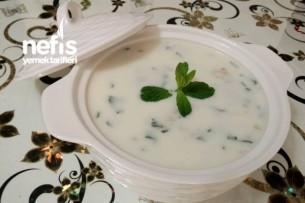 Yoğurtlu Dövme Çorbası (soğuk) Tarifi