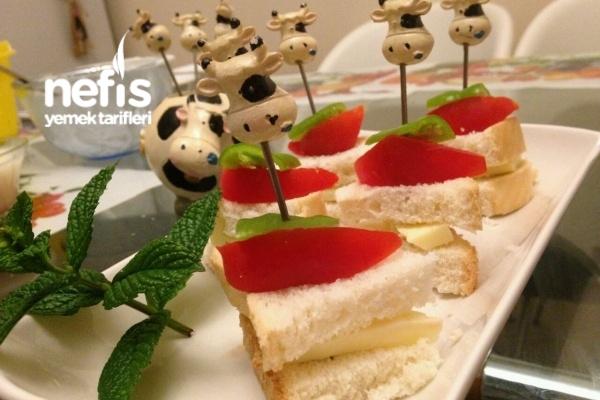 Kanepe Tarifi - Nefis Yemek Tarifleri