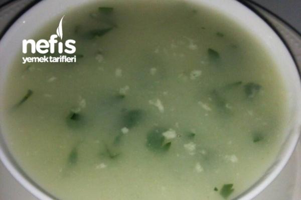 Maydanozlu Pirinç Çorbası Tarifi