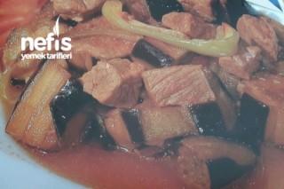 Patlıcan Tencere Kebabı Tarifi
