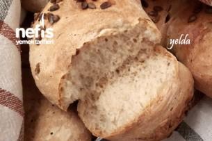 Ayçekirdekli Ekmek Tarifi