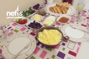 İftarda Kahvaltı Tarifi