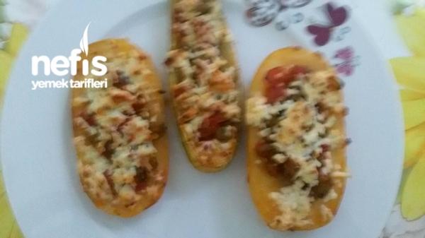 Kabak Patates Sandalı