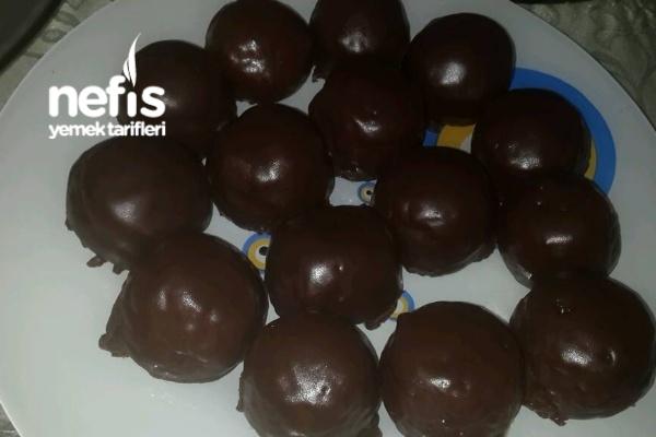 Çikolata Kaplı Kemalpaşa Tarifi