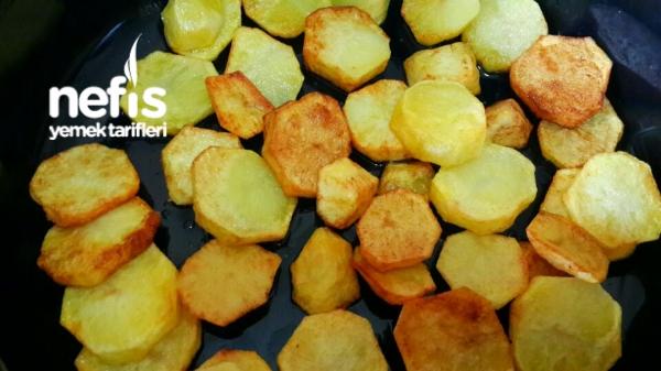 Patatesli Patlıcanlı Musakka